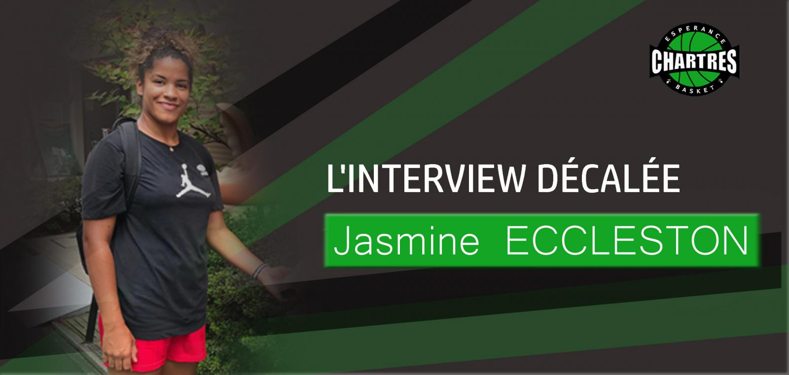 Interview décalée Jasmine ECCLESTON