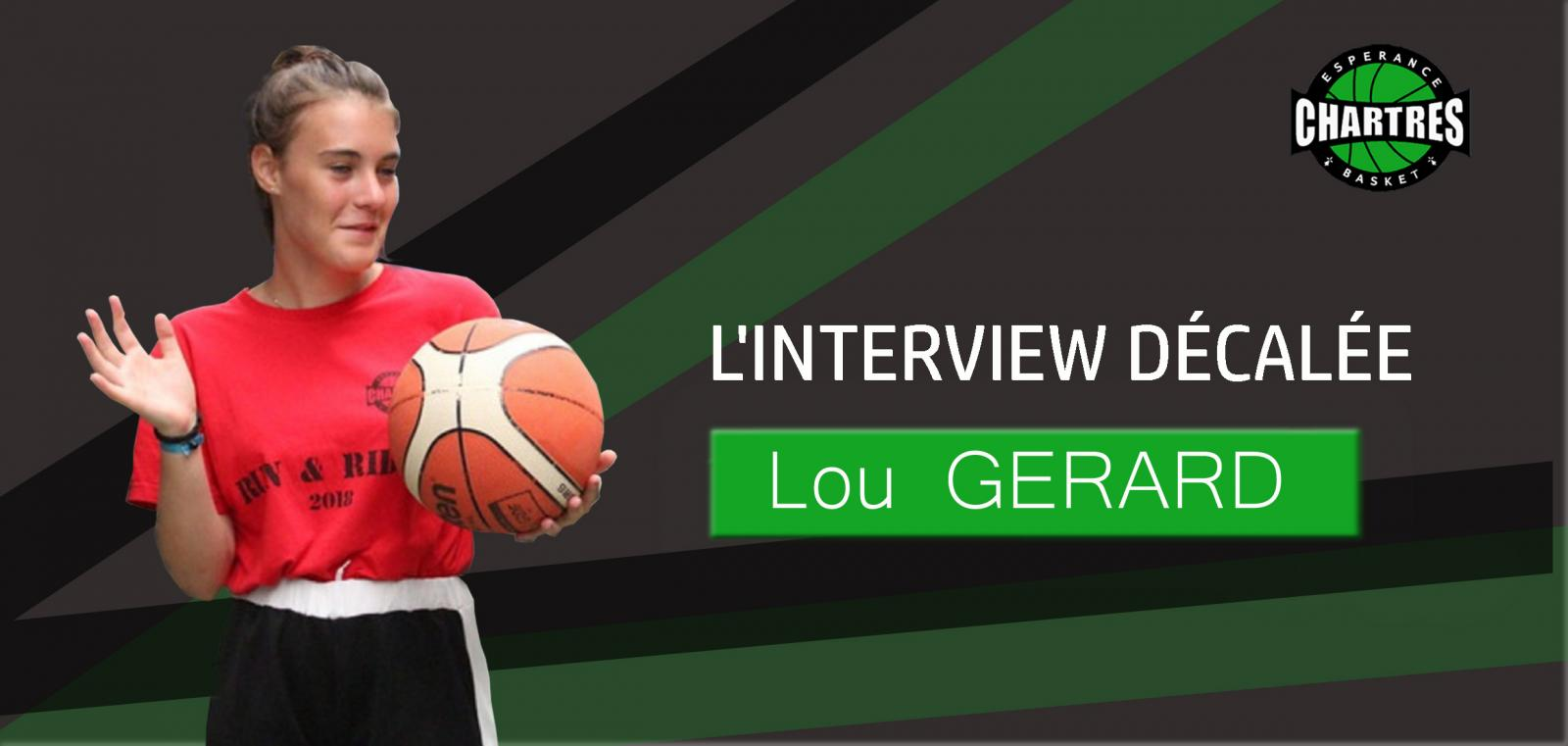 Interview décalée Lou GERARD